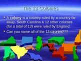 Revolutionary War - South Carolina's role in war