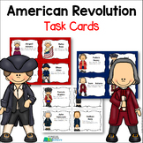 Revolutionary War Task Cards
