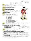 Revolutionary War Timeline - NO PREP