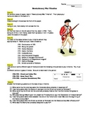 Revolutionary War Timeline - NO PREP