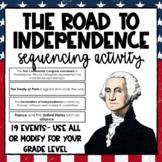 Revolutionary War - Sequencing Activity