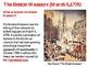 American Revolution War Unit