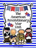 American Revolutionary War Unit - Social Studies / History