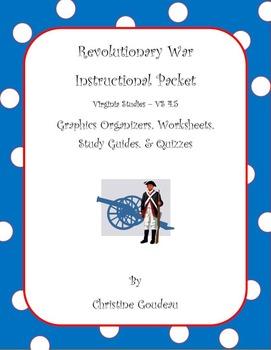 Revolutionary War - Virginia Studies Instructional Packet