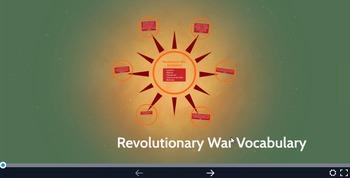 Revolutionary War Vocabulary Prezi