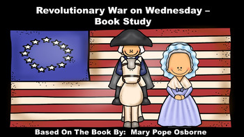 Revolutionary War on Wednesday - Book Study