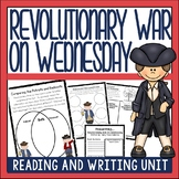 Revolutionary War on Wednesday Novel Study