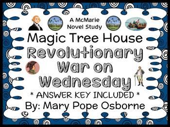 Revolutionary War on Wednesday: Magic Tree House #22 (Osbo