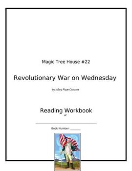 Revolutionary War on Wednesday (Magic Tree House #22) Workbook