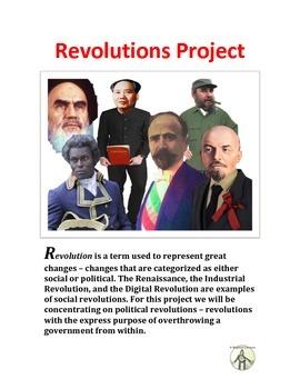 Revolutions Project