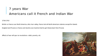 Revolutions and Napoleon PPT for AP Euro