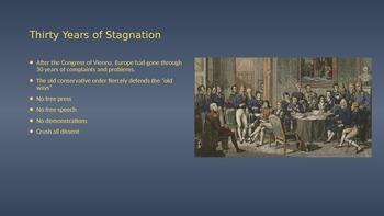 Revolutions in Europe 1848