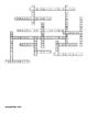 Revolutions in Europe and Latin America Vocabulary Crossword for World History