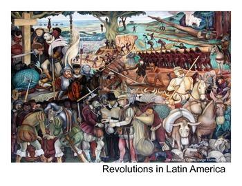 Revolutions in Latin America
