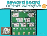 Reward Board Classroom Incentive System