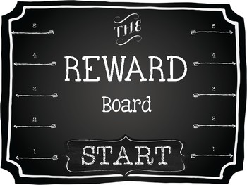 Reward Board - Whole Class Management System Based on Positive Reinforcement
