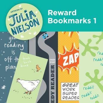 Reward Bookmarks 1