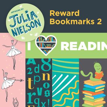 Reward Bookmarks 2