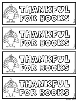 Reward Bookmarks - Holiday FREEBIE