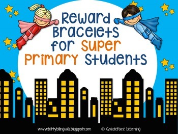 Reward Bracelets for Super Students