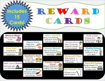 Reward Card Coupons