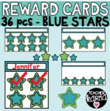Reward Cards, Behavior Chart Clipart