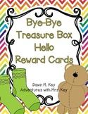 Reward Cards ~Bye-Bye Treasure Box Hello Reward Cards
