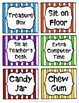 Reward Cards - Editable - 24 Reward Coupons in Color and Black