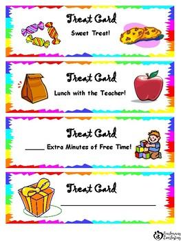 Reward Cards Grades KG-5