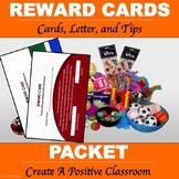 Reward Cards Packet
