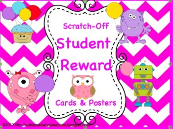 Reward Cards and Posters