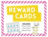 Reward Cards for Positive Reinforcement