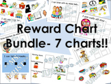Reward Chart Bundle of 7 charts!