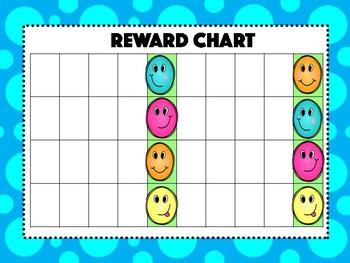Reward Chart FREEBIE !