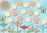 Reward Chart- Floral