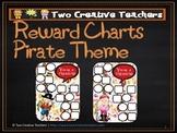 Reward Chart Sticker Chart Pirate Theme