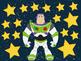 Reward Chart Sticker Chart Toy Story Theme
