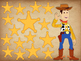 Reward Chart Sticker Chart Toy Story Theme