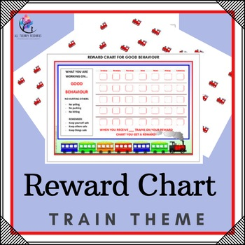 Reward Chart - Train Themes