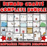 Reward Charts BUNDLE: Incentive Sheets to Motivate & Impro