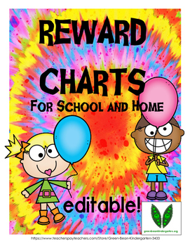 Behavior Incentive Charts by GBK!