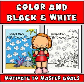 Reward Charts FOR ADVENTURES: Incentive Sheets to Motivate & Improve Behavior