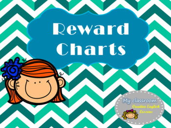 Reward Charts For Boys and Girls