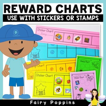 Reward Charts (Stickers & Stamps)
