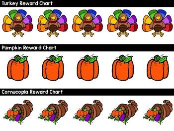 Reward Charts for November and December - VIPKid Rewards, Class Rewards