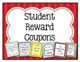 Reward Incentives - Coupons for Students