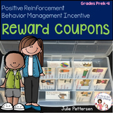 Behavior Management Reward Coupons