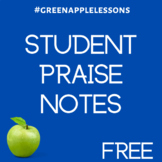 Praise Notes for Parents | Printable
