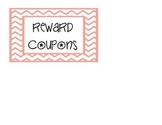 Reward Coupons