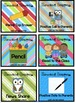 Reward Coupons - 43 Printable Colorful Behavior Incentive Coupons